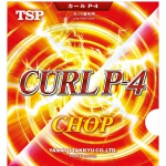 TSP Curl P-4 Table Tennis Rubber