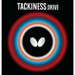 Butterfly Tackiness Drive Table Tennis Rubber