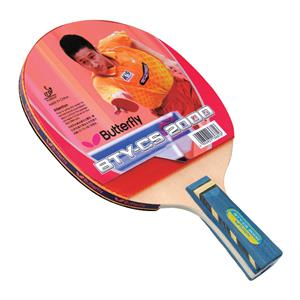 Butterfly BTY CS-2000 Table Tennis Paddle (Chinese Penhold)