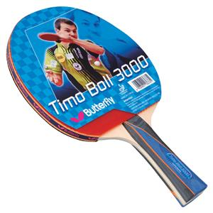Butterfly Timo Boll 3000 Table Tennis Paddle