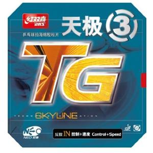 DHS TG3 Skyline NEO Table Tennis Rubber