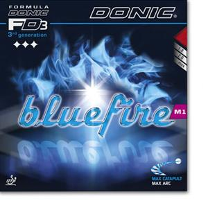 Donic Blue Fire M1 Table Tennis Rubber (OFF+)