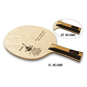 Nittaku Acoustic Carbon Table Tennis Blade (OFF)