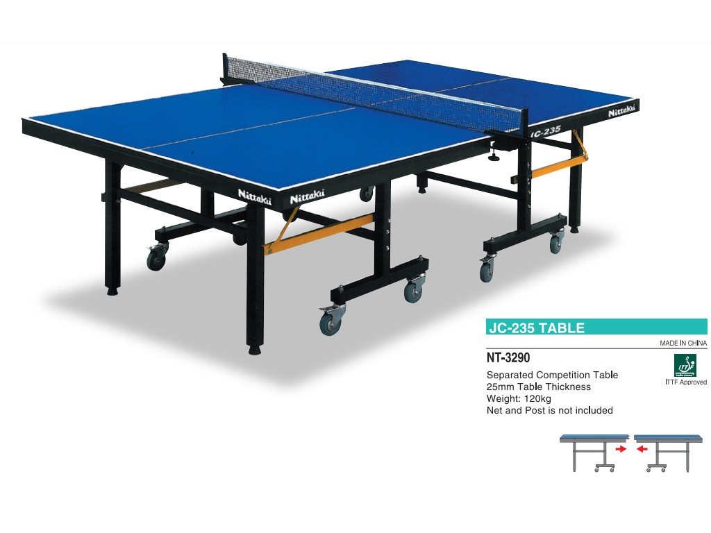 Nittaku Table JC-235 (For Local Market only)