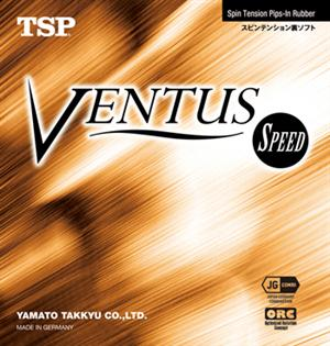 TSP Ventus Speed Table Tennis Rubber